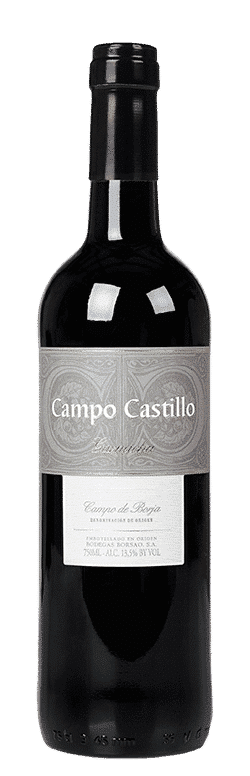 Campo Castillo red wine garnacha