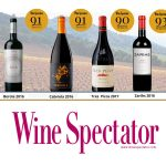 Borsao wines over 90 points in Wine Spectator