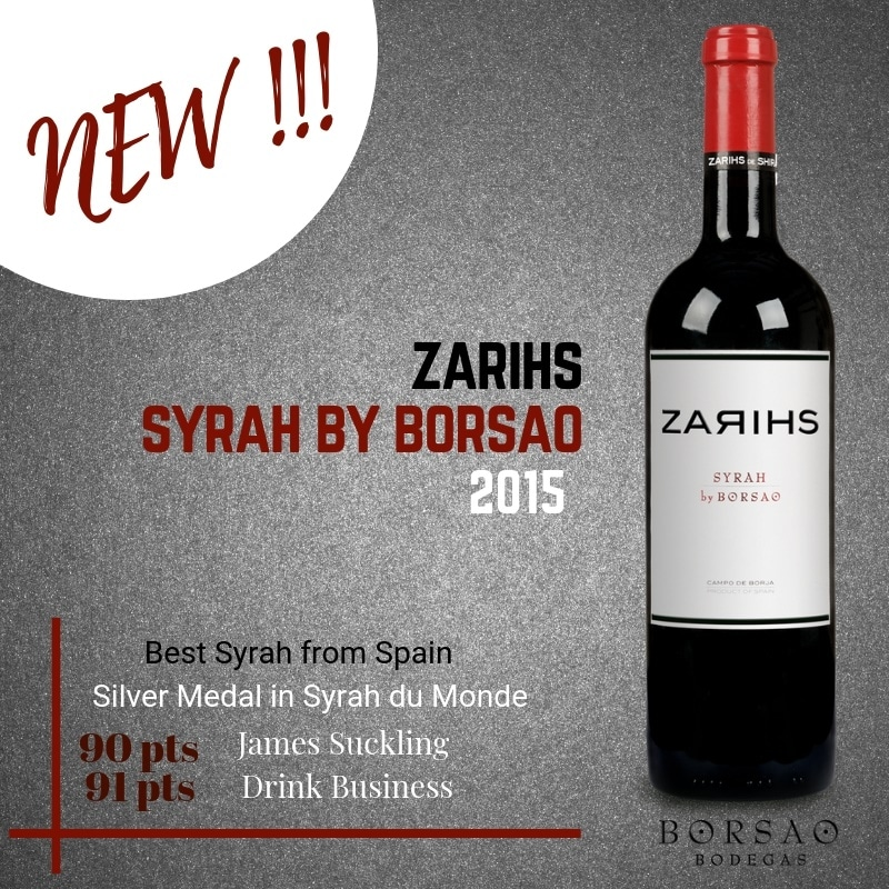 zarihs by borsao